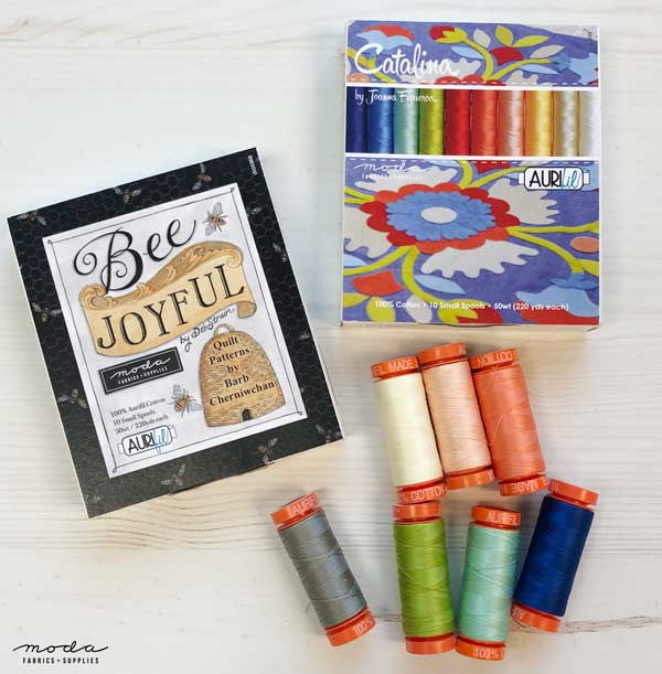 Aurifil Small Designer Collections