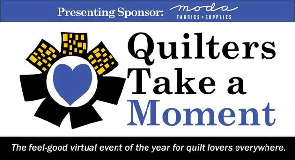 Quilters Take A Moment