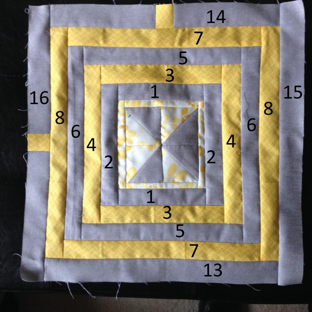 Corenstone Block numbering