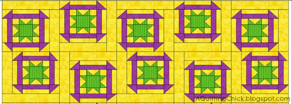 23 - Quilt Layout