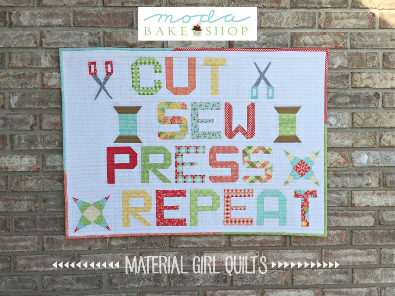 MBS Cut Sew Press Repeat Cover