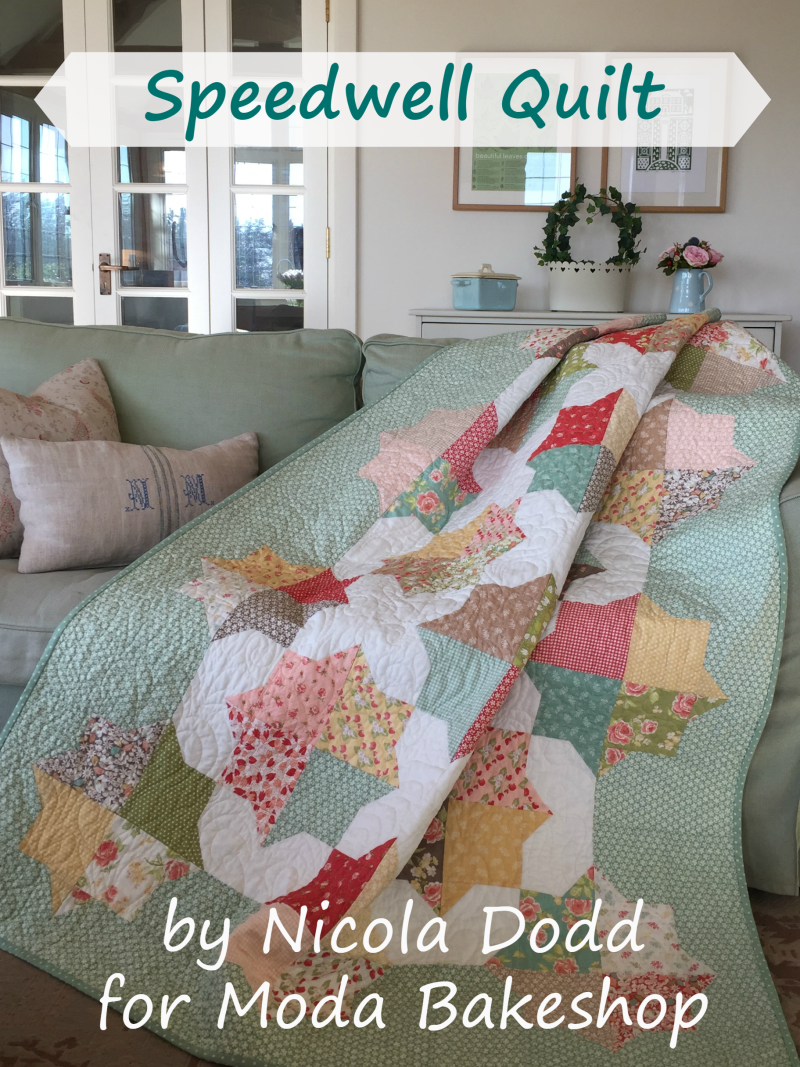 Speedwell Quilt Cover