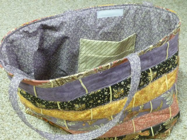 Wild Orchid Tote 59