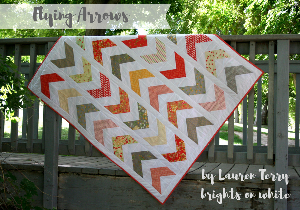 Flying Arrows Cover