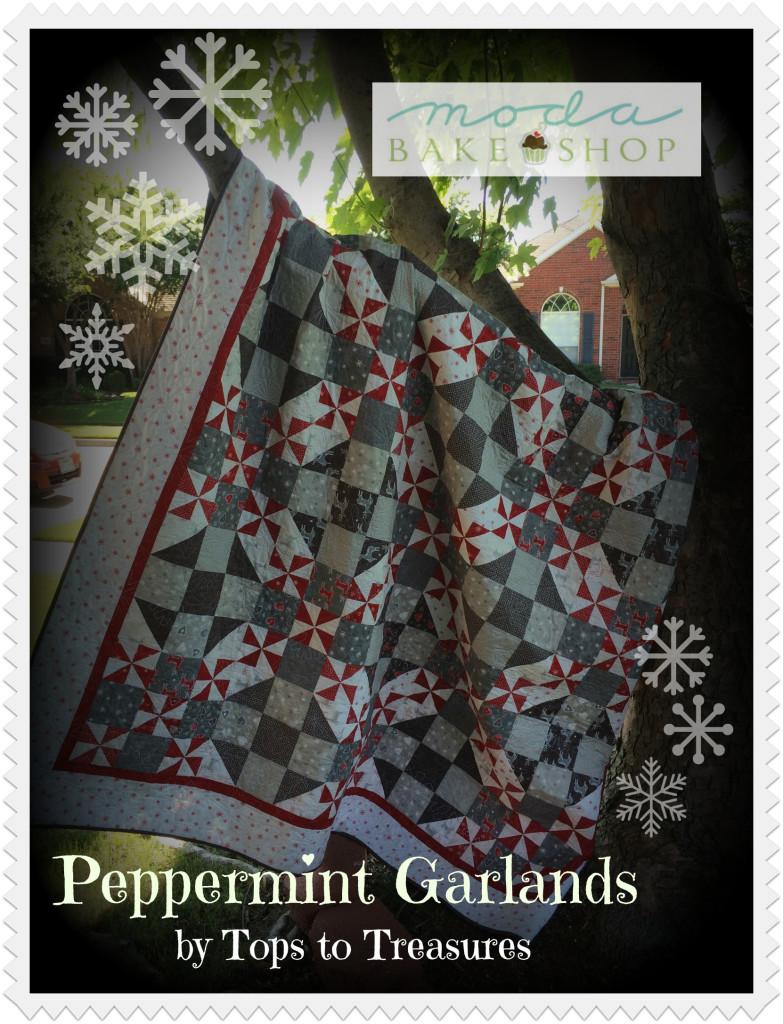 Peppermint Garlands Cover