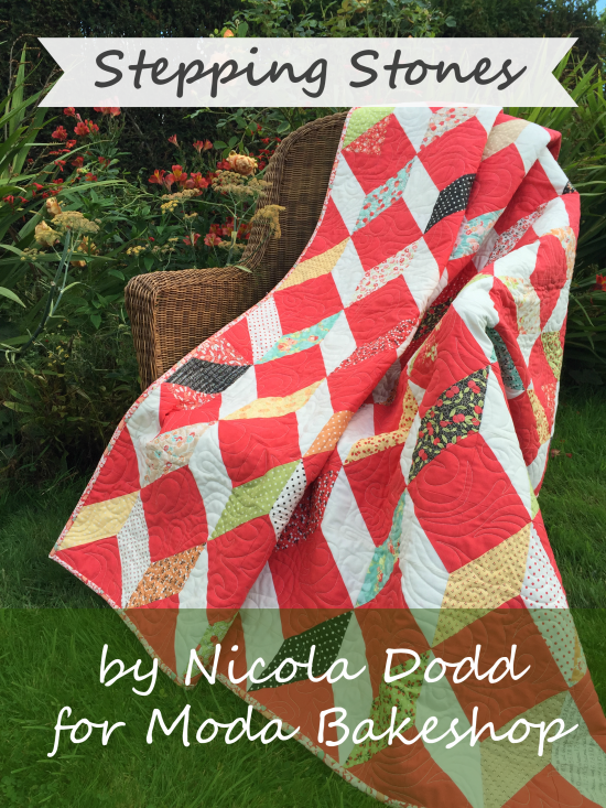 Stepping Stones quilt 100a
