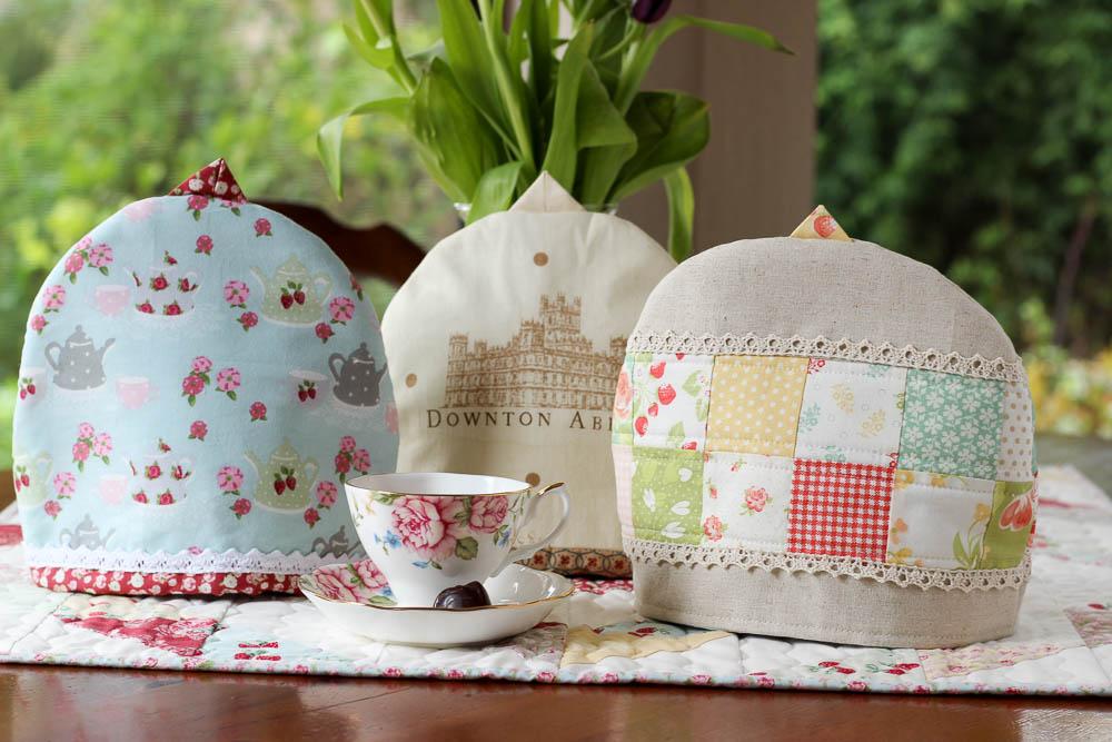 How to make a custom tea cozy