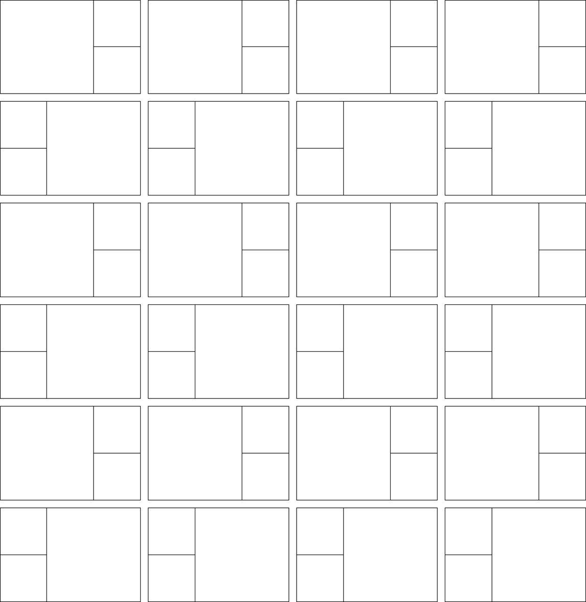 24-48 Blank