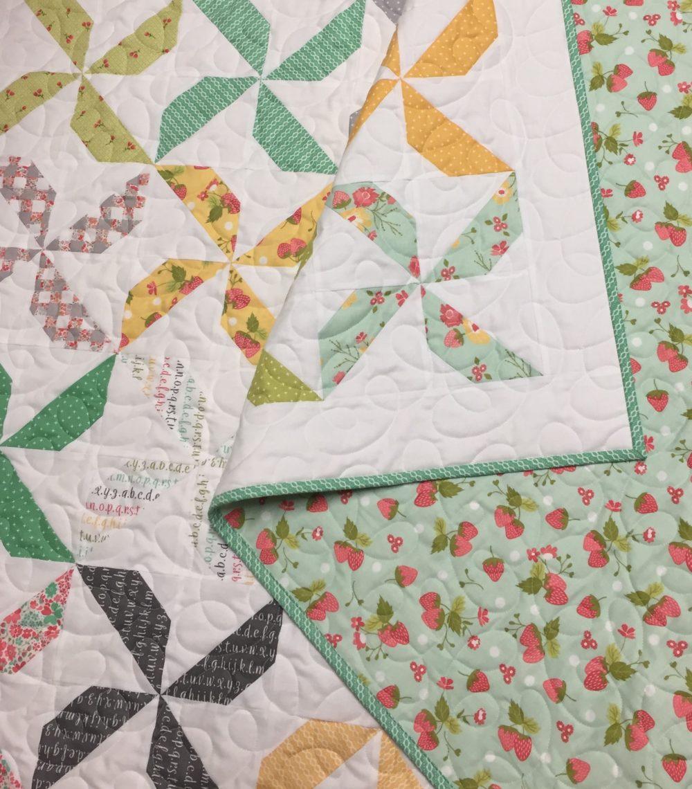 Going Dutch Quilt   modafabrics.com