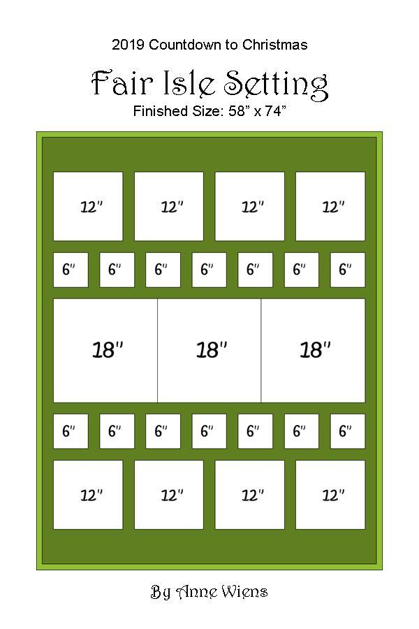 Wiens - FI w Block Sizes